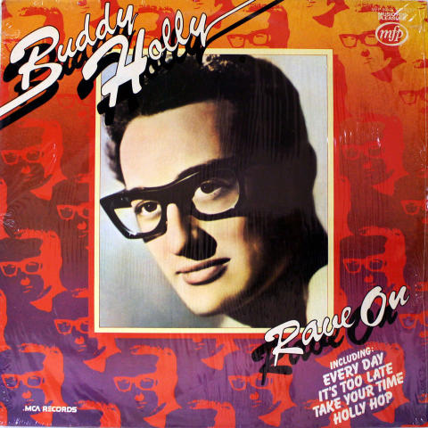 """Buddy Holly Vinyl 12"""""""