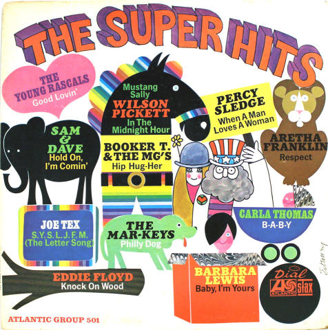 """The Super Hits Vinyl 12"""" (Used)"""