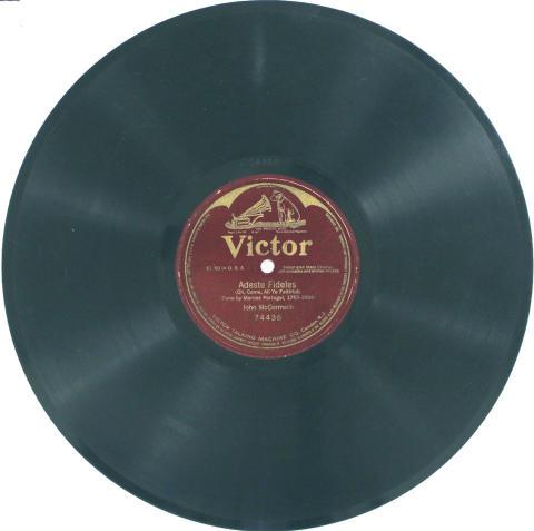 """John McCormack Vinyl 12"""""""