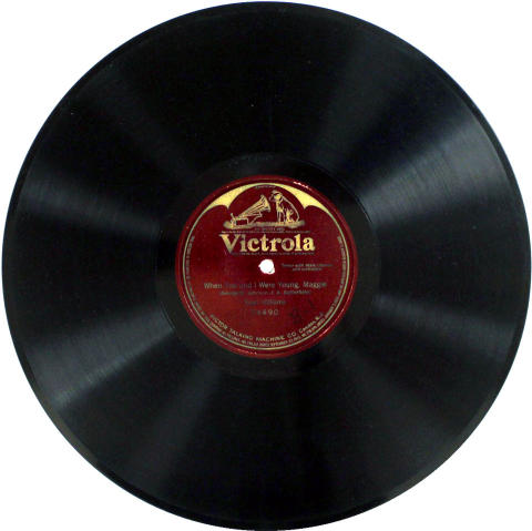 """Evan Williams Vinyl 12"""""""