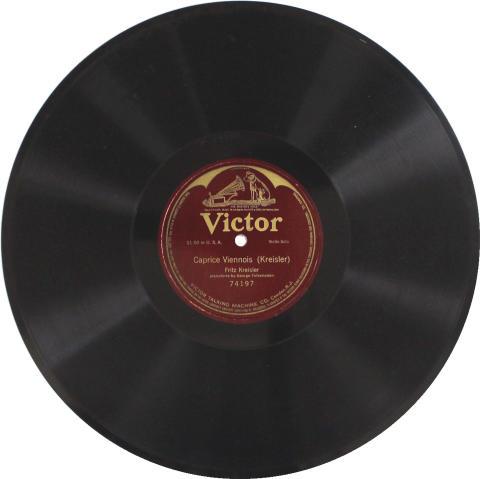 """Fritz Kreisler Vinyl 12"""""""