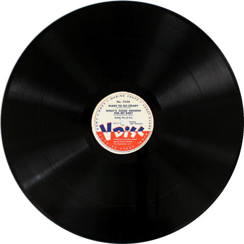 """Buddy Weed Trio Vinyl 12"""""""