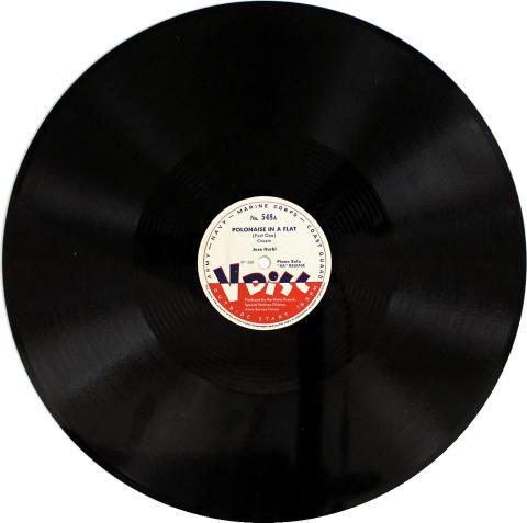 """Jose Iturbi Vinyl 12"""""""