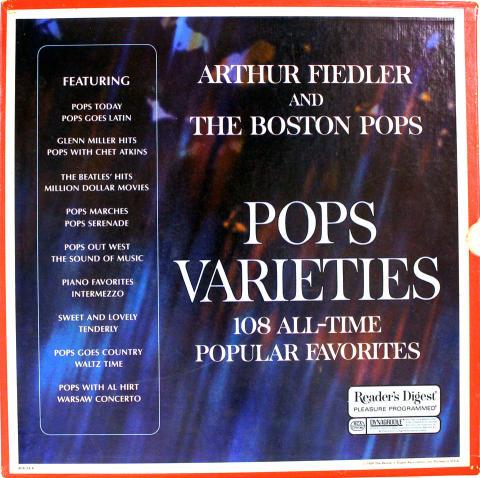"""Arthur Fiedler Vinyl 12"""""""
