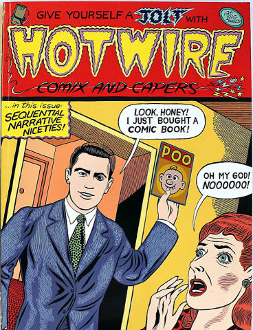 Hotwire: Comix And Capers