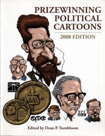 Prizewinning Political Cartoons