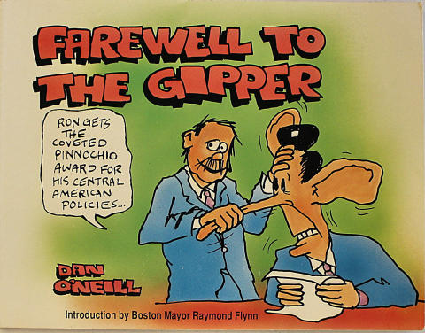 Farewell To The Gipper