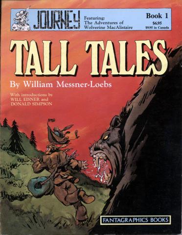 The Journey Saga Volume One: Tall Tales