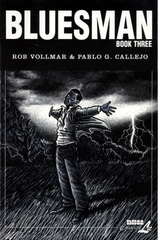 Bluesman Book Three
