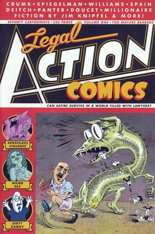 Legal Action Comics Vol. 1