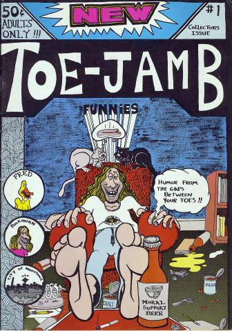 Toe-Jamb #1