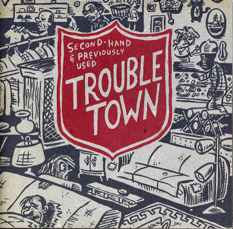 Second-Hand & Previously Used Troubletown