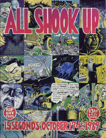 Rip Off Press: All Shook Up