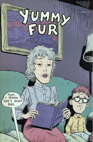 Vortex Comics: Yummy Fur #6