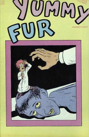 Vortex Comics: Yummy Fur #8