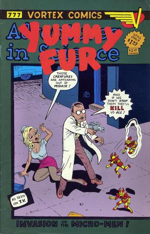 Vortex Comics: Yummy Fur #7