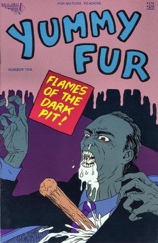Vortex Comics: Yummy Fur #10