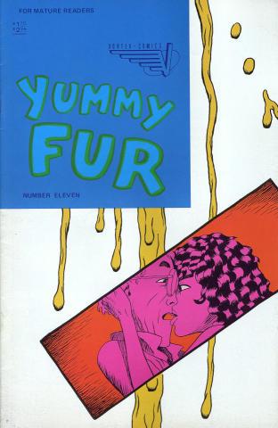 Vortex Comics: Yummy Fur #11