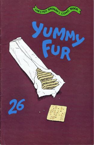 Drawn and Quarterly: Yummy Fur #26
