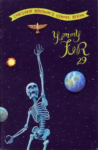 Drawn and Quarterly: Yummy Fur #29