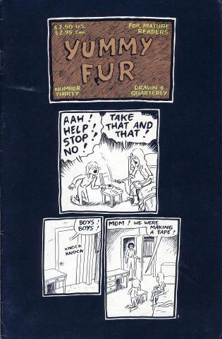 Drawn and Quarterly: Yummy Fur #30