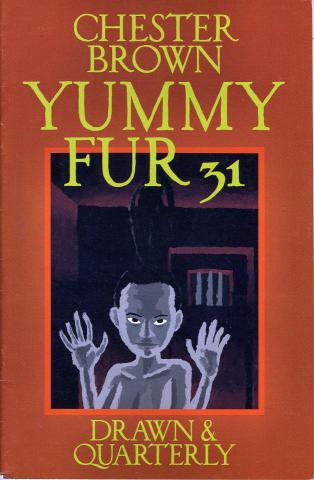 Drawn and Quarterly: Yummy Fur #31