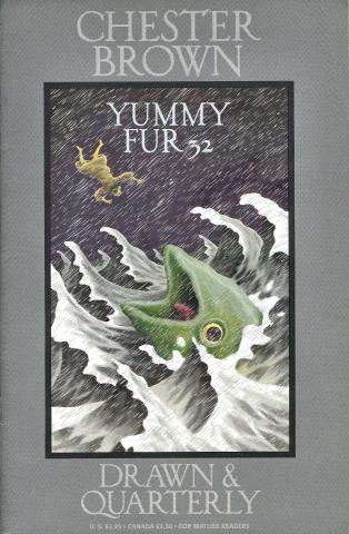 Drawn and Quarterly: Yummy Fur #32