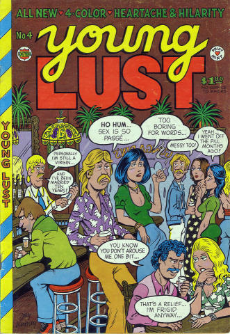 The Print Mint: Young Lust No. 4