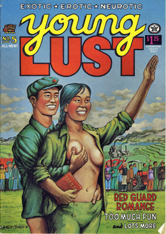 Last Gasp: Young Lust No. 5