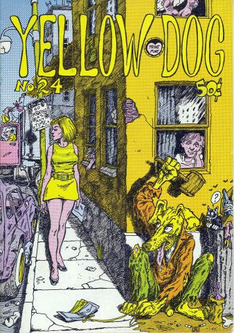 The Print Mint: Yellow Dog No. 24