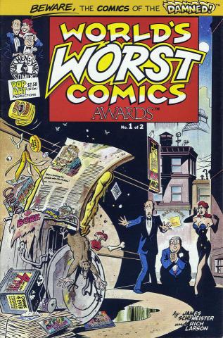 Kitchen Sink: World's Worst Comics Awards No. 1