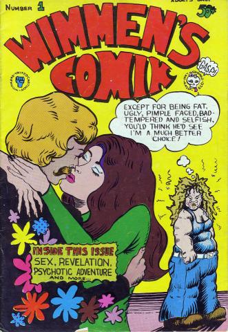 Last Gasp: Wimmen's Comix No. 1