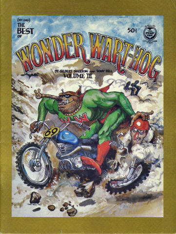 The Print Mint: (Not Only) The Best of Wonder Wart-Hog Vol. 3