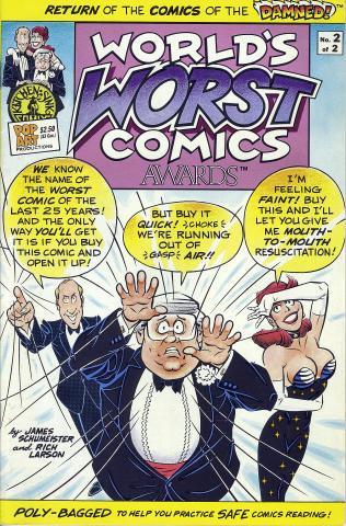 Kitchen Sink: World's Worst Comics Awards No. 2