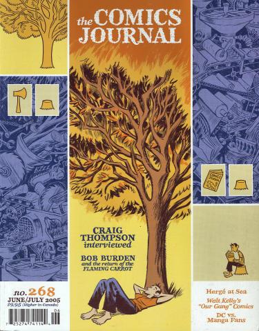 The Comics Journal #268