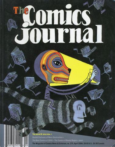 The Comics Journal #275