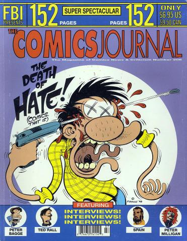 The Comics Journal #152