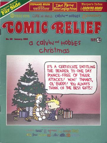 Comic Relief Vol. 6 No. 59
