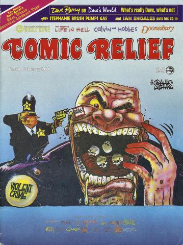 Comic Relief Vol. 6 No. 60
