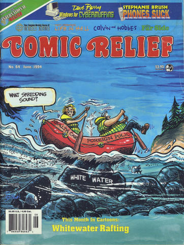 Comic Relief Vol. 6 No. 64