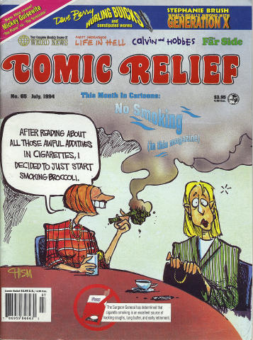 Comic Relief Vol. 6 No. 65