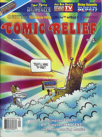 Comic Relief Vol. 6 No. 67