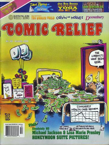 Comic Relief Vol. 6 No. 68