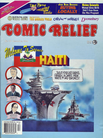 Comic Relief Vol. 6 No. 70