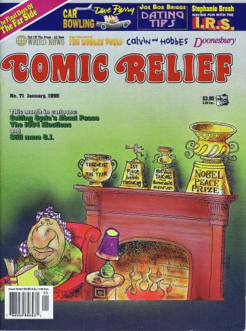 Comic Relief Vol. 6 No. 71