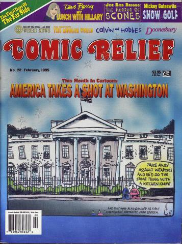 Comic Relief Vol. 6 No. 72