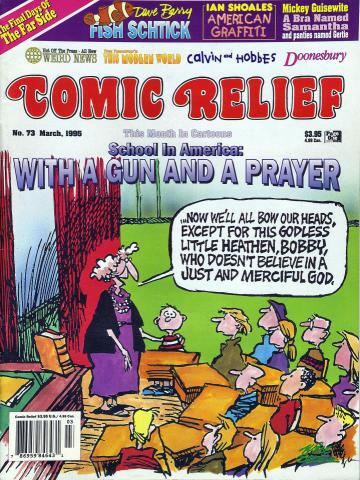 Comic Relief Vol. 6 No. 73