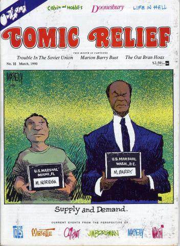 Comic Relief Vol. 2 No. 10