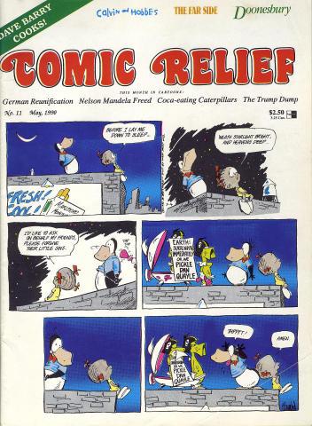 Comic Relief Vol. 2 No. 11
