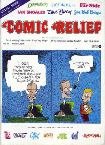Comic Relief Vol. 2 No. 16